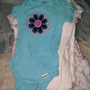 Baby clothes 0 to 3 mo baby girl bundle of 8 piece